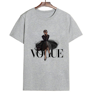 CZCCWD Camisetas Verano Mujer 2019 Thin Section T Shirt Vogue Letter Harajuku Female T-shirt Leisure Fashion Aesthetic Tshirt