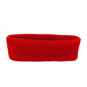 Hot Sale Sports Yoga Gym Stretch Headband Head Band Hair Band Sweat Sweatband Mens Women turbante pelo mujer