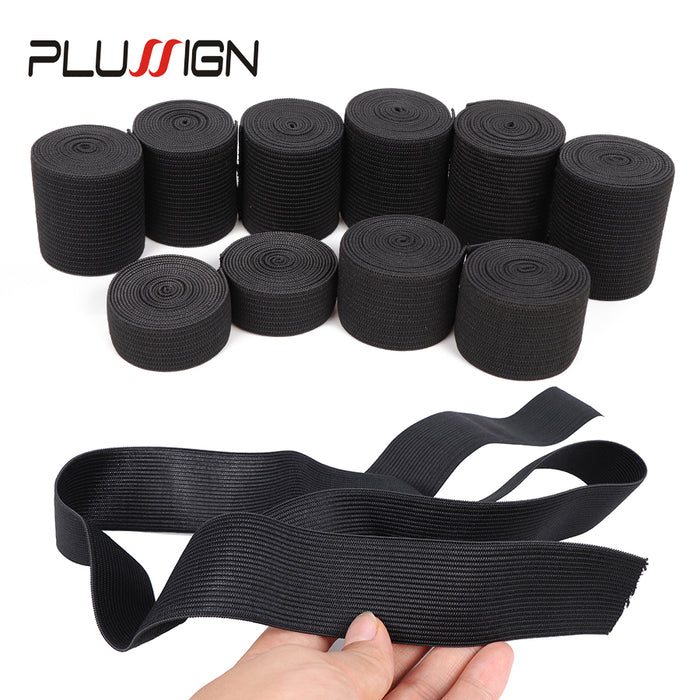 Wholesale Plussign Elastic Band For Wigs Nylon Band 25mm Sewing