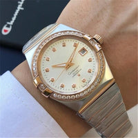 constellation 123.20.24.60.55.001&123.20.35.20.08.001lady classic casual watch,men