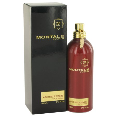 MONTALE: Montale Aoud Red Flowers, Eau De Parfum Spray, for Women, 100 ml/ 3.3 oz