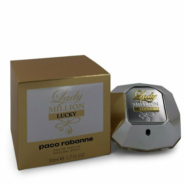 PACO RABANNE: Lady Million Lucky, Eau De Parfum Spray, for Women, 50 ml/ 1.7 oz