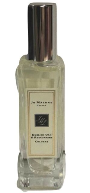 JO MALONE LONDON: English Oak & Redcurrant, Eau De Toilette Spray (Unboxed), Unisex, 30 ml/ 1 oz