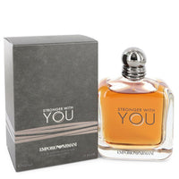 Stronger With You Cologne By  GIORGIO ARMANI  FOR MEN,5.1 oz-150 ml Eau De Toilette Spray