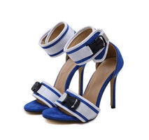 Summer Style Sandals For Women Shoes Fashion Gladiator Platform Sandals Casual Open Toes Ankle Strap Shoes. LX-117