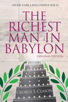 The Richest Man In Babylon by George S. Clason PB