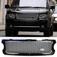 Tuning Auto Parts Front Middle ABS Grille Grill autobiography style For Range Rover