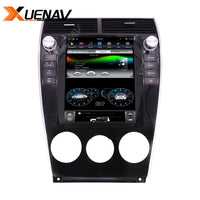 10.4'' 2Din Android system GPS Navigation Car Radio
