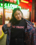 DIS-ORIENT Longsleeve - The Gaysian Project