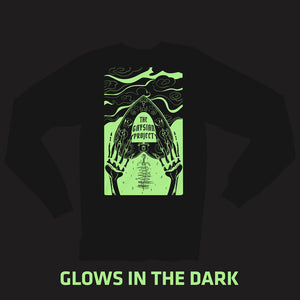 The Spooky Shirt Longsleeve (Glows in the Dark) - The Gaysian Project