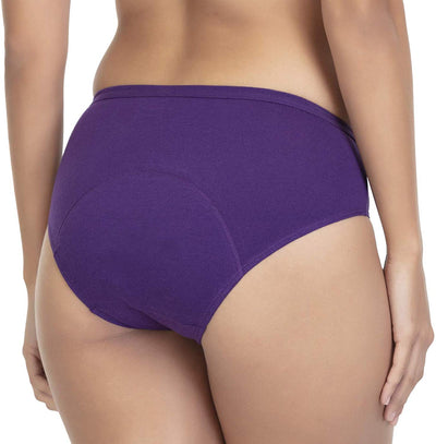 100% Cotton No Stain Panties for Women, Teens, Girls