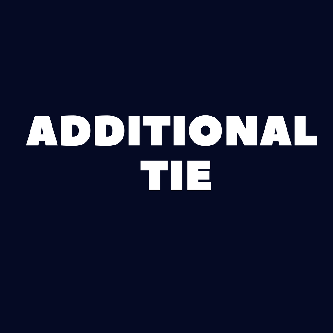 Additional Tie - Jack and Miles Bow Tie