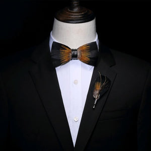 The Axel - Jack and Miles Bow Tie