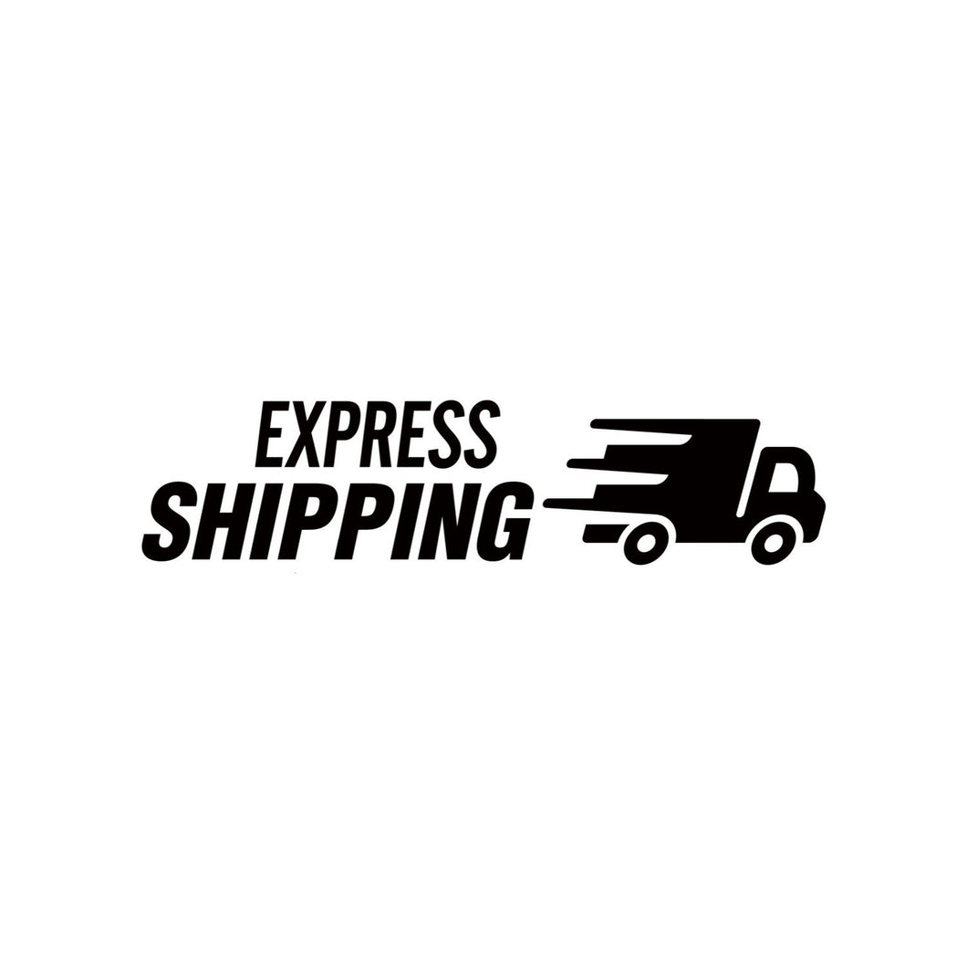 Express Shipping - Jack and Miles