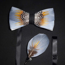 Load image into Gallery viewer, The Grayson - Jack and Miles Bow Tie