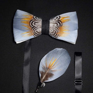 The Grayson - Jack and Miles Bow Tie