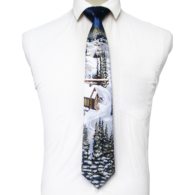 Winter Wonderland - Jack and Miles Bow Tie
