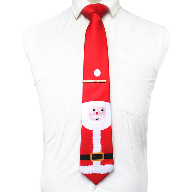 Jolly as Santa Claus - Jack and Miles Bow Tie