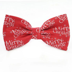 A Very Merry Christmas - Jack and Miles Bow Tie