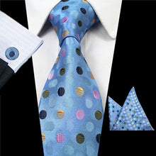 Load image into Gallery viewer, Tie Box Collection- Happy Dots - Jack and Miles Bow Tie