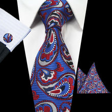 Load image into Gallery viewer, Tie Box Collection-Classic Rock Paisley - Jack and Miles Bow Tie