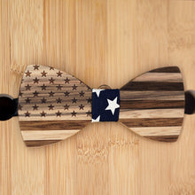 Load image into Gallery viewer, Merica' Bow Tie - Jack and Miles Bow Tie