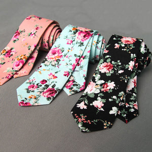 Dark and Cheery - Jack and Miles Bow Tie