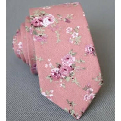 Real Men Wear Pink - Jack and Miles Bow Tie