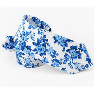 Blue and Bright - Jack and Miles Bow Tie