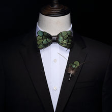 Load image into Gallery viewer, The Hemmingway - Jack and Miles Bow Tie