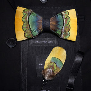 The Neil - Jack and Miles Bow Tie