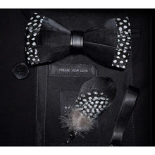 Load image into Gallery viewer, The Jameson - Jack and Miles Bow Tie