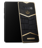 samsung-s10 x-edition black-gold 128 GB