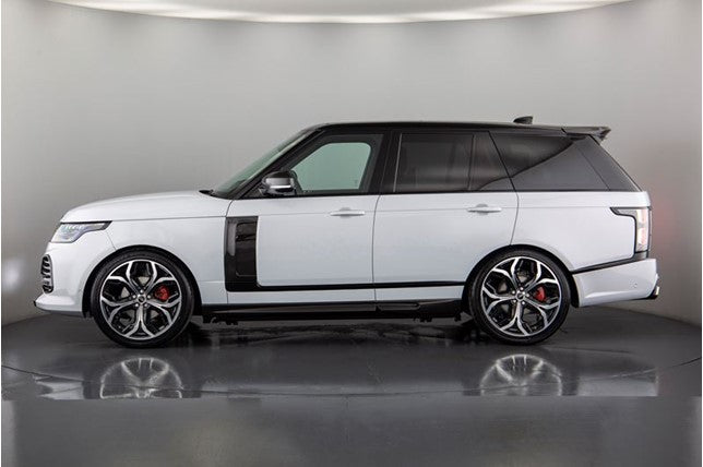 2020 Land Rover Range Rover Supercharged V8 SUPERCHARGED