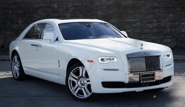 2017 Rolls-Royce Ghost Base