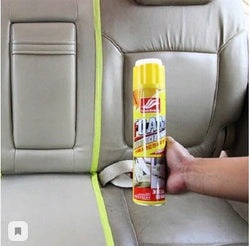 Mess-Free Car Interior Cleaner