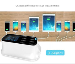 8 in 1 USB Charger