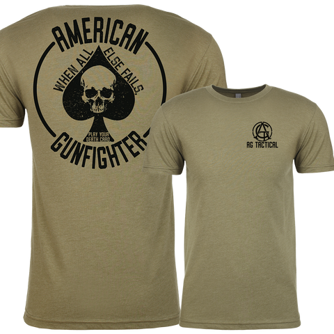 American Gunfighter™ Ace of Spades