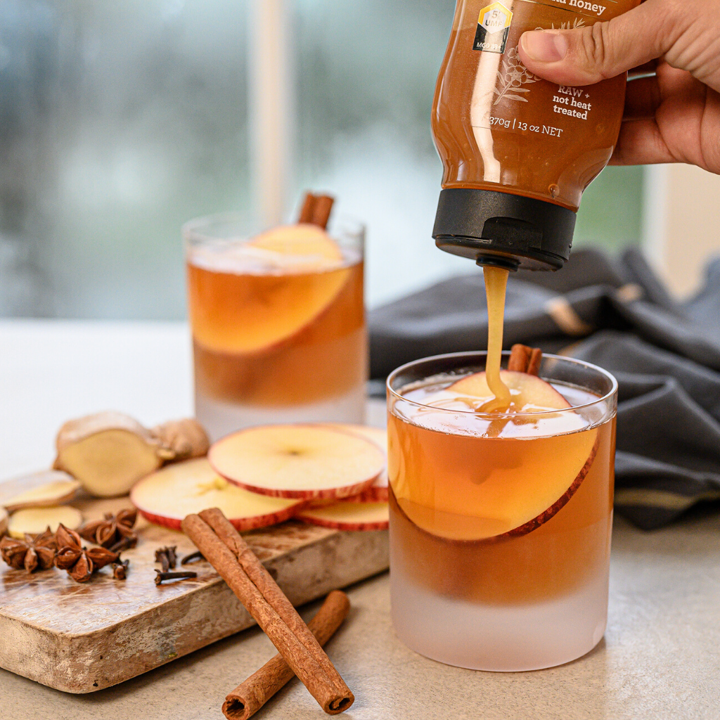 Honey Apple Hot Toddy