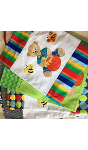Mr Honeybee Book Bags