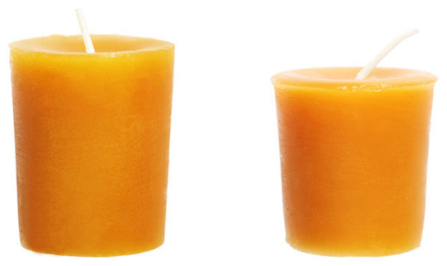 NZ Natural Beeswax Candle