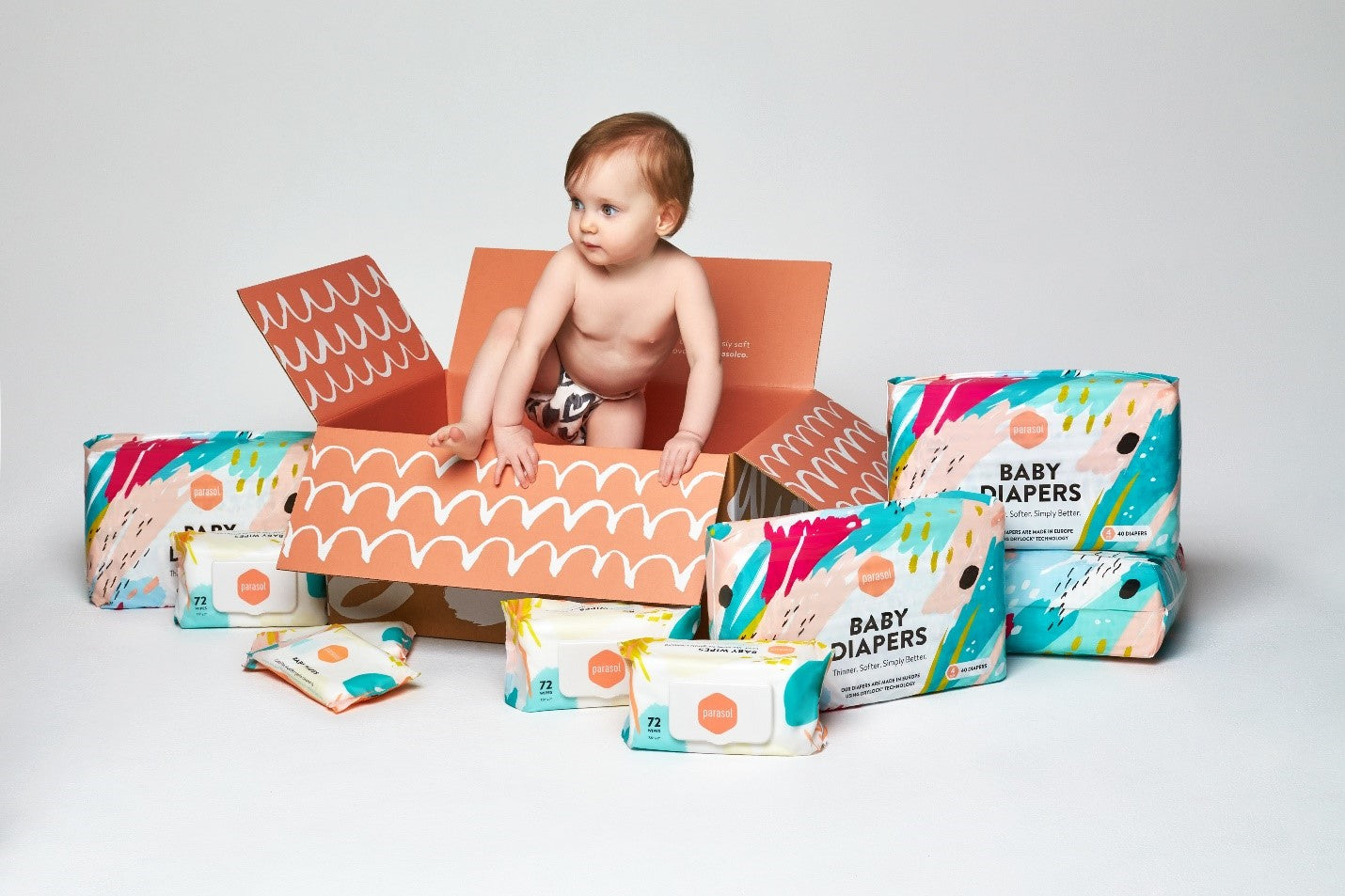 monthly diaper subscription