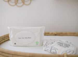 Clear+Pure™ Baby Wipes