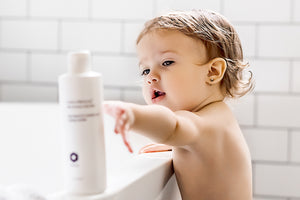 Calm+Natural™ Baby Shampoo-Body Wash