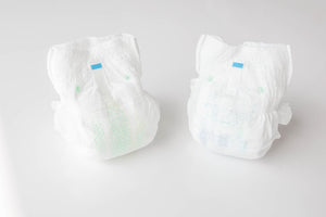 Clear+Dry™ Diaper Pants 2 Pack (Partners) 12 Boxes