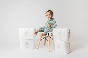 Clear+Dry™ Diaper Pants 4 Pack (Partners) 1 Box