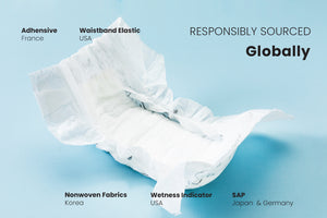 Clear+Dry™ Diapers