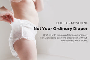 Clear+Dry™ Diaper Pants