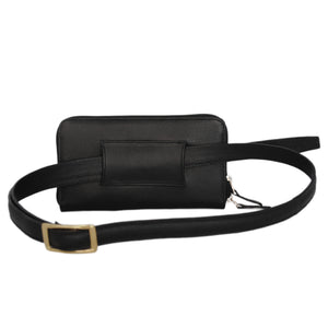 Cross Body Wallet Negro