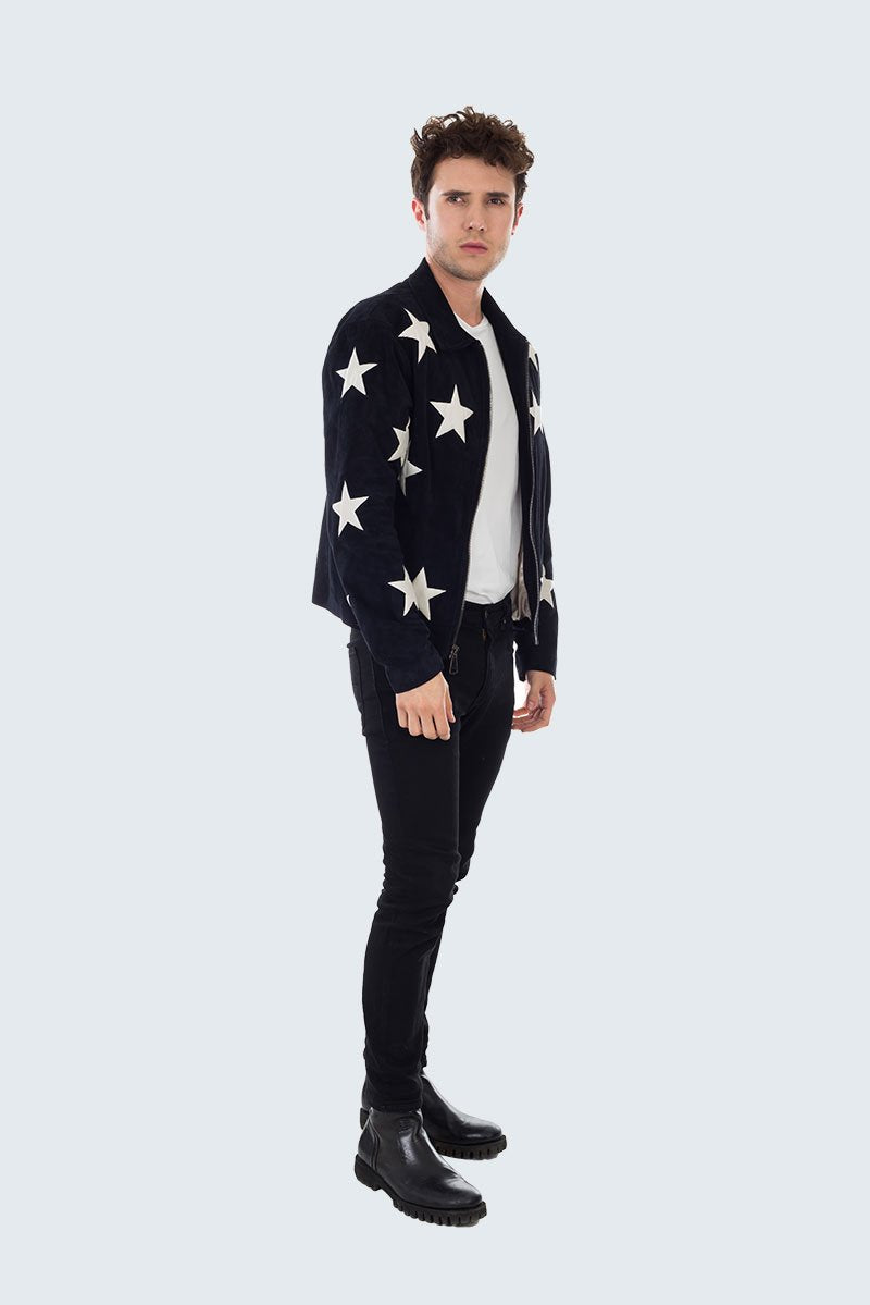 Star Suede jacket